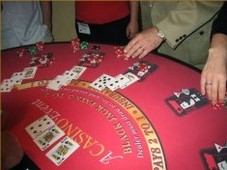 Blackjack event Carrolton