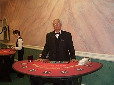 Rent blackjack table