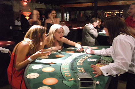 Winners at Blackjack