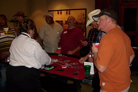 Texas casino parties dallas tx