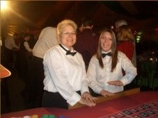 Bedford casino party