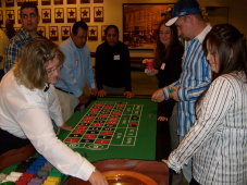 Roulette Arlington Casino Night